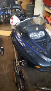 Skidoo Grand Touring 380F long track