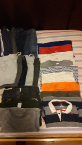 CLOTHES FOR 4T