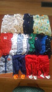 Newborn/0-3 month clothing lot