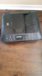 Cannon pixma mx410 wireless  colour printer scan fax