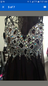 Prom/Formal gown/dress. Size 00 Alyce Designs