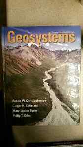 Geosystems 4th Canadian Edition