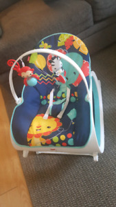 Infant 2 toddler chair