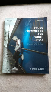 Young Offenders and Youth justice ISBN: 978-0-17-650174-7