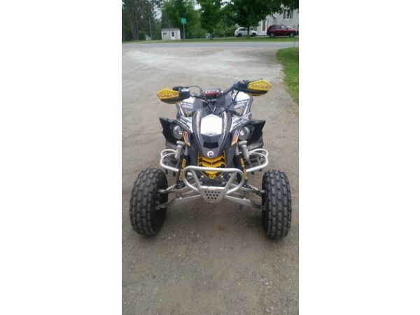 Used 2008 Can-Am X