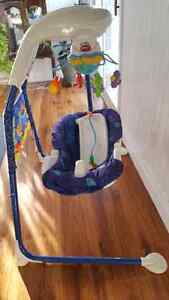 Fisher Price Craddle n Swing