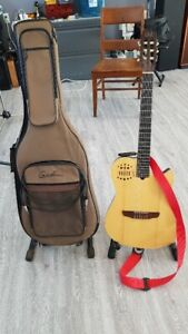 Godin Multiac Nylon String Natural Electric/Acoustic Guitar