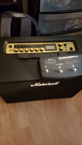 Marshall Code 50, Pedals