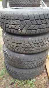 Hankook I-Pike winters - PRICE REDUCED