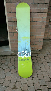 For Sale: Burton Snowboard