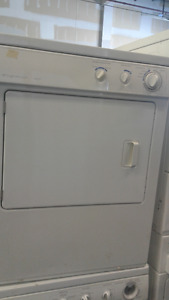 """Frigidaire Gallery Stackable Heavy Duty 26"""" Front Load Dryer"""