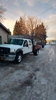 2006 Ford F-450Super Duty Pickup Truck