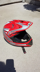 MOTORCYCLE - MOTO CROSS HELMET