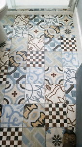Tiles from Italy