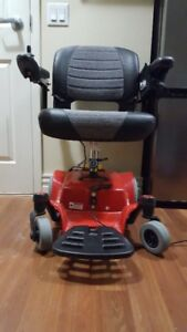 Wheelchair Motorized