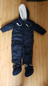 6-12M Snowsuit