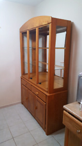 china cabinet -must gone soon
