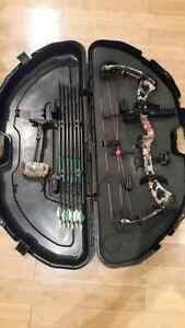 PSE Compound Bow Package