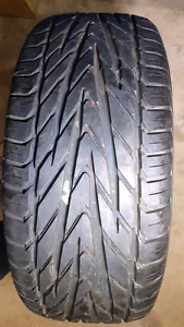 225/50/16 General Exclaim UHP Performance tires