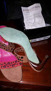 Couture Donald Pliner  new shoes size 10 ( never worn)