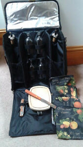 Backpacking picnic set