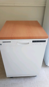 GE Portable Dishwasher