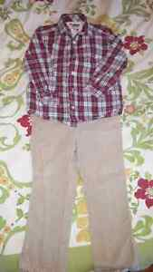 Handsome outfit size 4