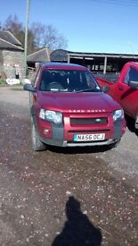 Land Rover Freelander 2006 td4 low mileage 3dr