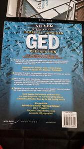 Complete Canadian GED Preparation Handbook Paperback 2003 Ed. Moose Jaw Regina Area image 2