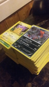 400 POKEMON CARDS ONLY  $40!!! CAN DELIVER!