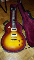 EPIPHONE LES PAUL CLASSIC PLUS TOP CAISSE RIGIDE