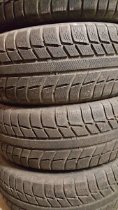 Michelin Primacy Alpin Set of 4 tires - 205/55/R16 - $175