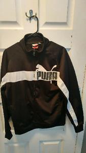 Puma zip-up