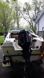 Power - Fishing Boat for sale (50HP)