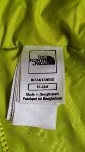 North Face Toddler Winter Goose Down Bunting - 18-24 months Gatineau Ottawa / Gatineau Area image 3