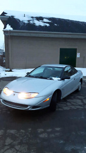 2001 Saturn sc1 for sale