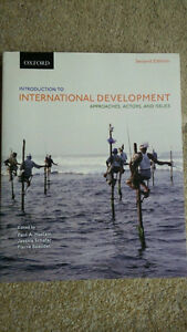 International Development: 2nd Edition Kitchener / Waterloo Kitchener Area image 1