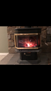 Wood Stove/Fireplace - good condition!