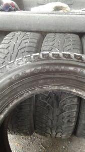 pneus d`hiver 195/65/R15