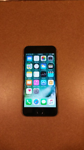 Iphone 6 64gb with telus /koodo  mint condition with life proof