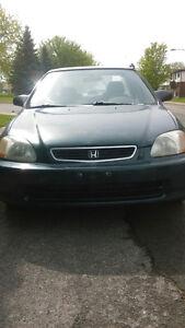 Honda Civic 1998 a vendre!