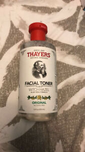 Beauty: Thayers Witch Hazel