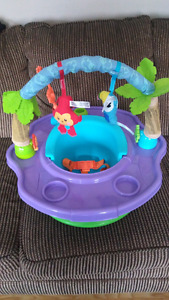 Summer Infant Deluxe Island Giggles 3-in-1 SuperSeat!