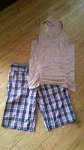 Ladies size large clothing lot