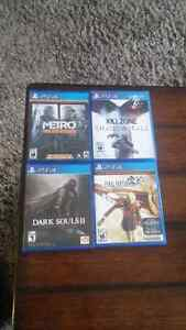 Ps4 games!!!!!! Come n get em cheap!!!  Kitchener / Waterloo Kitchener Area image 1