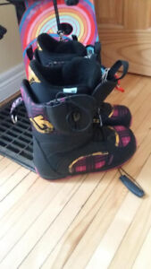 Awesome deal.  Burton boots $275 new