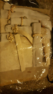 Table napkin set and placemats 6.pc