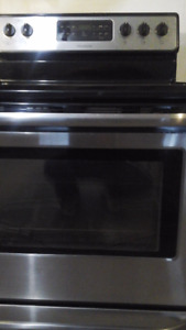 FRIGIDAIRE stainless steel stove