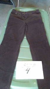 Ladies Cords & Jeans (size 3 - 7) Kingston Kingston Area image 8