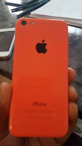 Iphone 5c 8GB for Sale. Price is negotiable